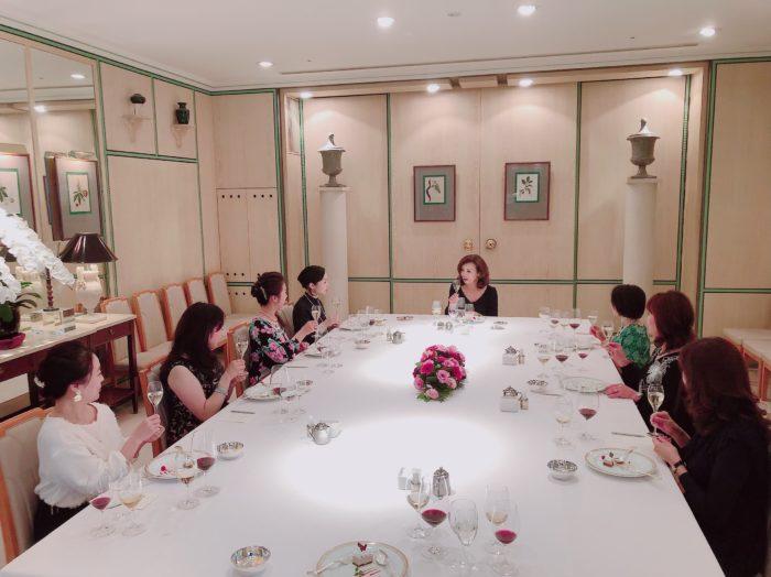 2020/9/26  福岡:魅力学テーブルマナーのお知らせ