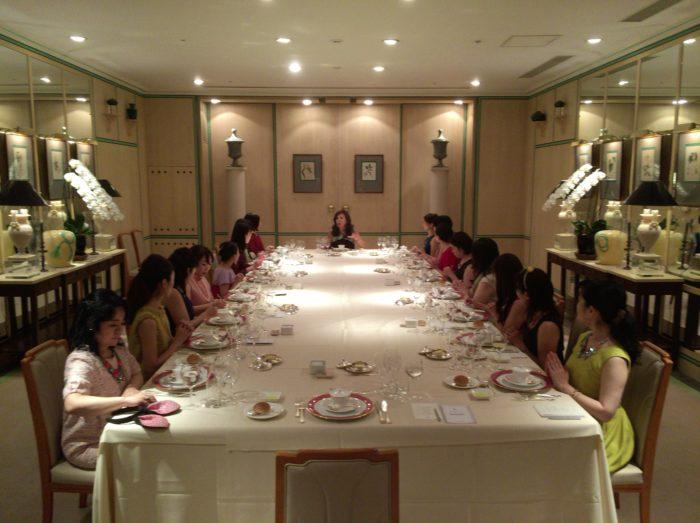 福岡:魅力学テーブルマナーのお知らせ