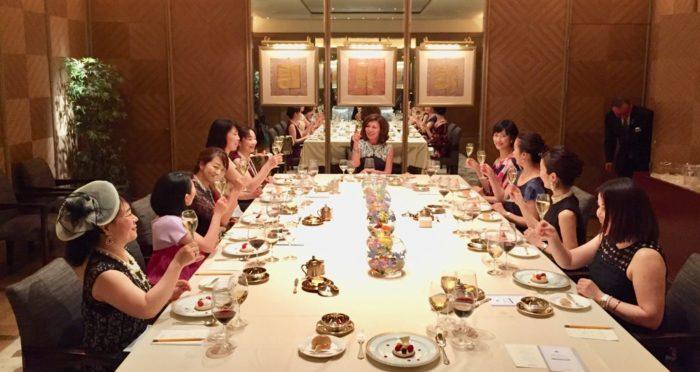 10/29 福岡:テーブルマナーのお知らせ