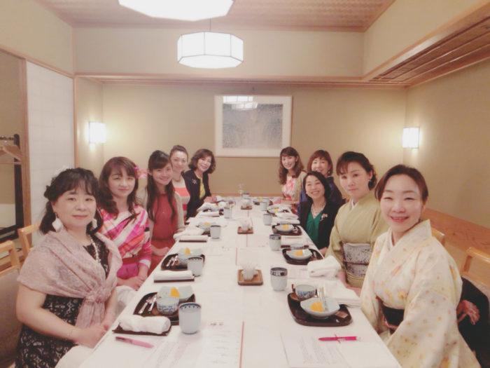 エレガントな和食のマナー@福岡変人魅力学