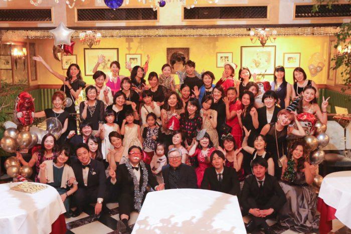12/2 東京魅力学クリスマスパーティを開催しました