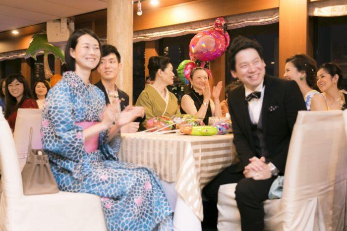 7/20 東京魅力学サマーチャリティパーティを開催しました