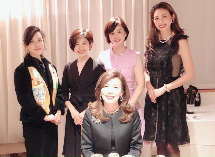 ゲストとしての心配り@東京魅力学テーブルマナー